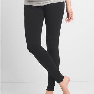 Love by Gap maternity low rise leggings